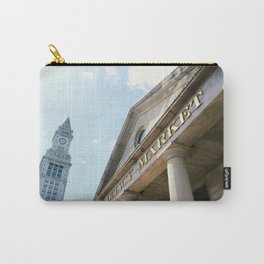 Quincy Market Carry-All Pouch