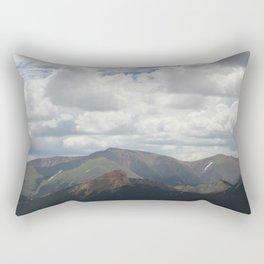 Jones Pass Colorado Rectangular Pillow