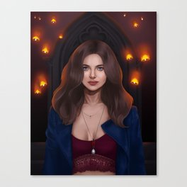 The Succubus Canvas Print