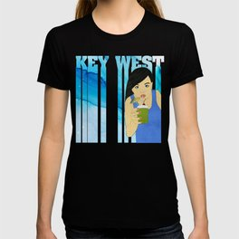 Drink Up in Key West T-shirt