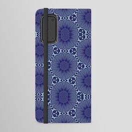 Symmetrical Art // Geometric Art // 2021_009 Android Wallet Case