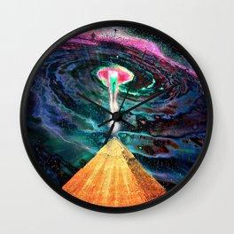 Chief Cornerstone Wall Clock