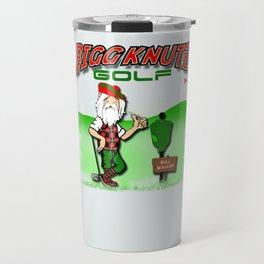 Bigg Knutz Golf Travel Mug