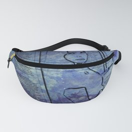 Hope For A Mazzy Fade Fanny Pack