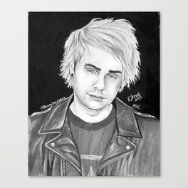 Mikey clifford drawing Canvas Print