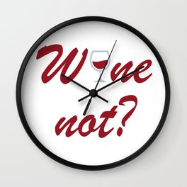 Wine not Wall Clock