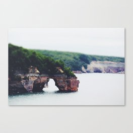 Lovers' Leap Canvas Print