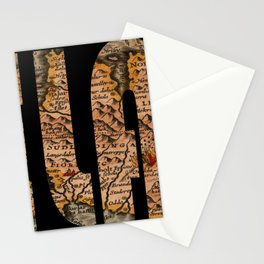 Iceland 1632 Stationery Cards