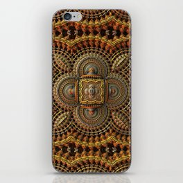 Echoes of India iPhone Skin