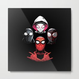 The Spiders Metal Print