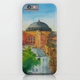 Hagia Sophia dream iPhone Case