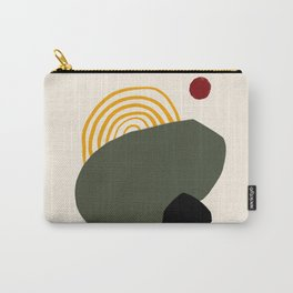 abstract 020419 Carry-All Pouch
