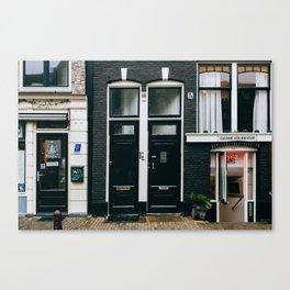 Centrum - Amsterdam, The Netherlands - #7 Canvas Print