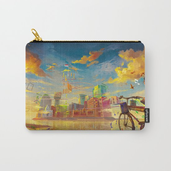 Life Style ! Carry-All Pouch