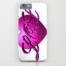 LOL, Magenta Slim Case iPhone 6s