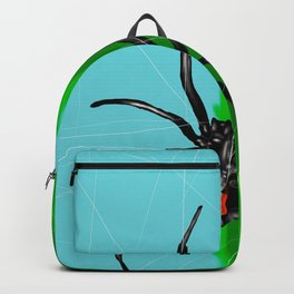 Black Widow Spider Backpack