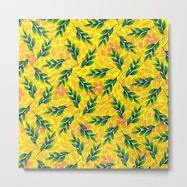 pattern 56 Metal Print