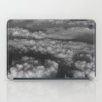 cloud iPad Cases featuring cloud by habish