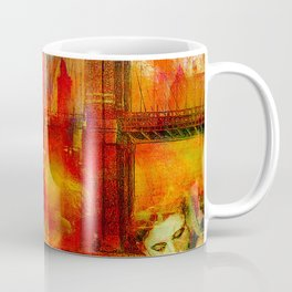 Memory of a dream of childhood Coffee Mug