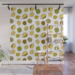 Durian Fruit Wall Mural