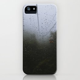 Cable Cars to the Great Wall of China iPhone Case