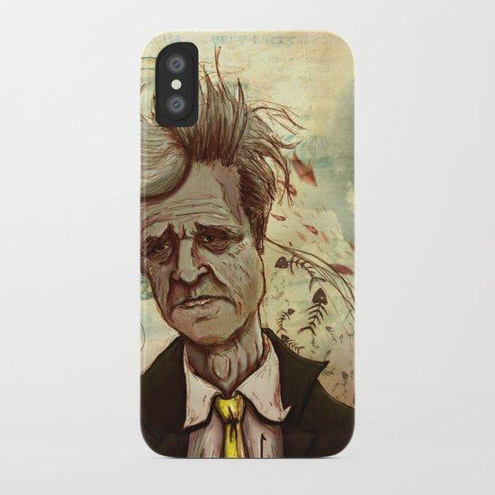 Lynch iPhone Case