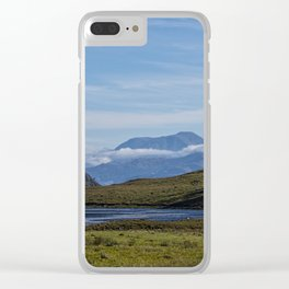 View of Ben Nevis Clear iPhone Case