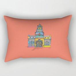 Museum Rectangular Pillow