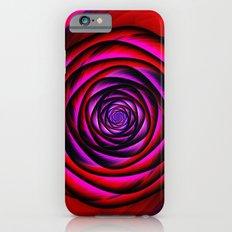Fractal Rose Slim Case iPhone 6s