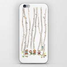 Le Loup iPhone & iPod Skin