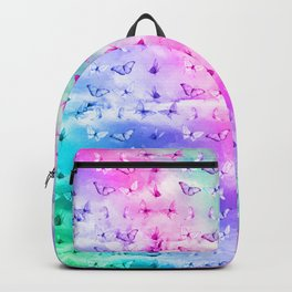 Butterfly Clouds Backpack