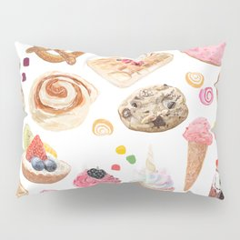 sweet and salty Pillow Sham