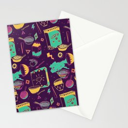 Cerealously Loopy Stationery Cards