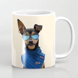 Pinscher Fashion Coffee Mug