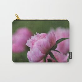 PINK PEONY PROFILE Carry-All Pouch