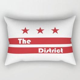 Washington, DC - The District II Rectangular Pillow