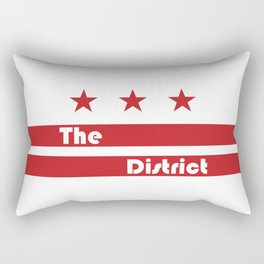 WASHINGTON, DC - THE DISTRICT II Rectangular Pillow