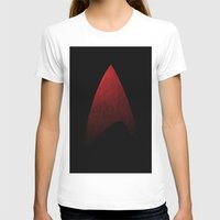 engineer T-shirts featuring Star Trek Into Darkness (Engineer) by Kory Hill