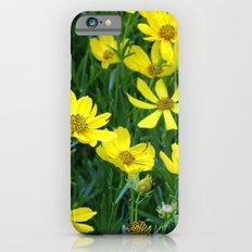 Prairie Flowers 2 Slim Case iPhone 6s