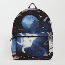 Cat Space Backpack