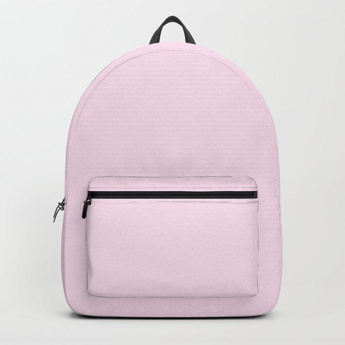 Simply Desert Rose Pink Backpack