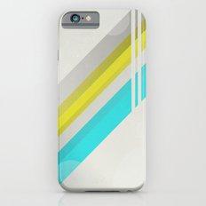 Retro graphic iPhone 6 Slim Case