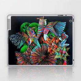 2 Caballeros and a Koi Laptop & iPad Skin
