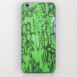 New Orleans Graffitti iPhone Skin