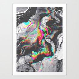 TRISTES TROPIQUES Art Print
