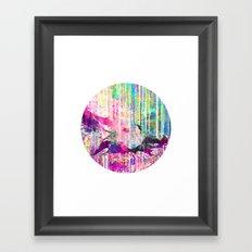 Decompose II Framed Art Print