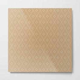 Mae Pattern XXIII Metal Print