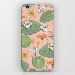 Vintage Royal Gardens #society6artprint #buyart iPhone Skin