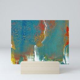 Drifting Mini Art Print