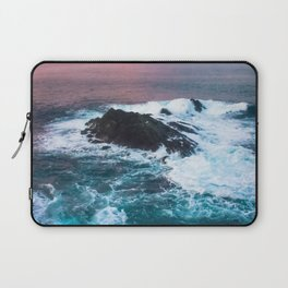 Sunset on the Bay of Biscay Laptop Sleeve